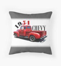 1954 Chevy Throw Pillow