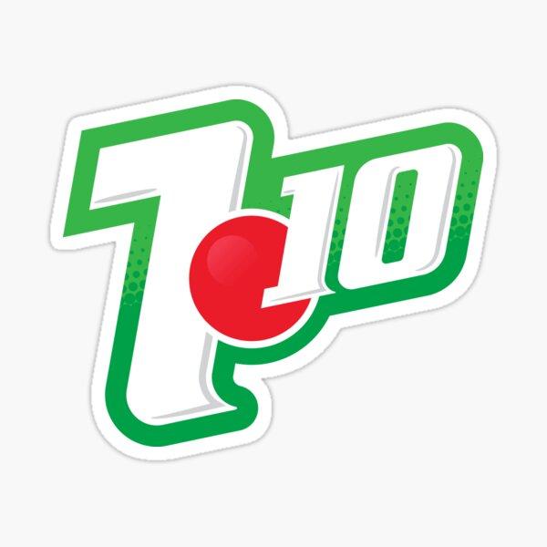 710 Up Sticker
