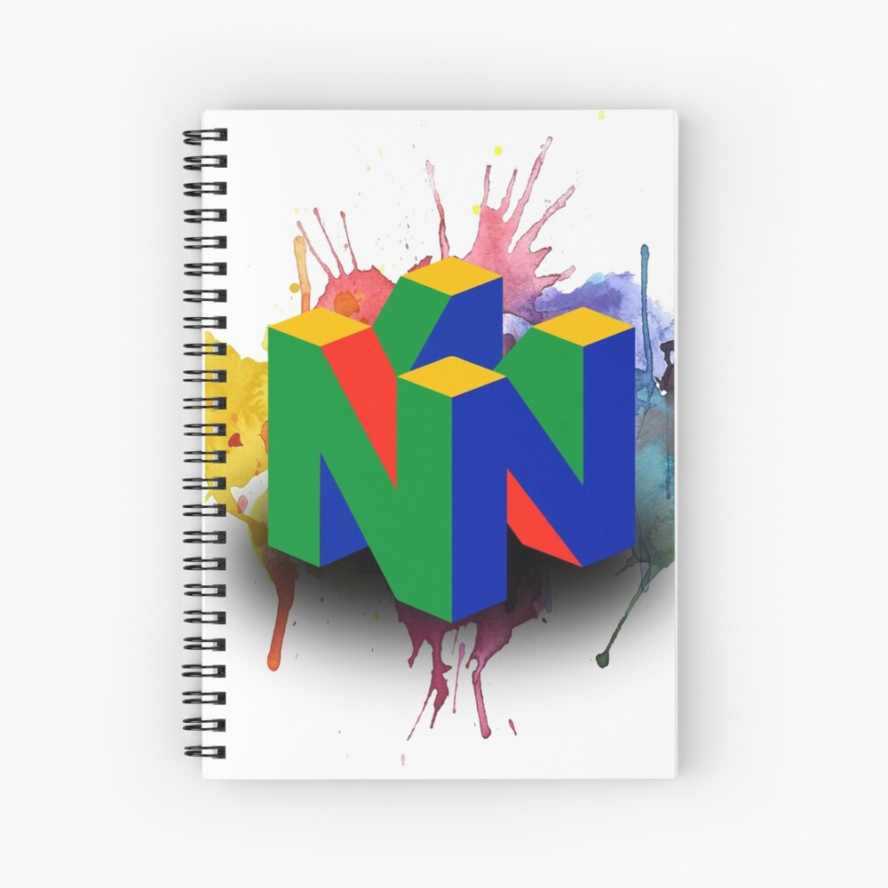 N64 Spiralblock