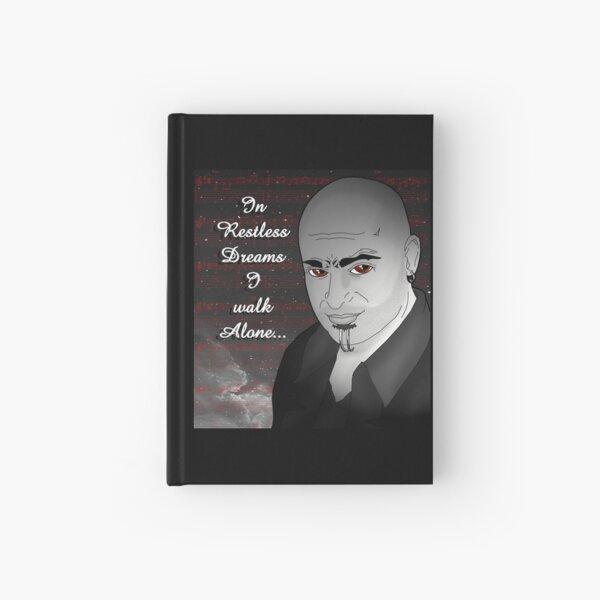 In Restless Dreams Hardcover Journal