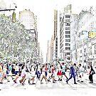 «Calle nueva york» de John Novis