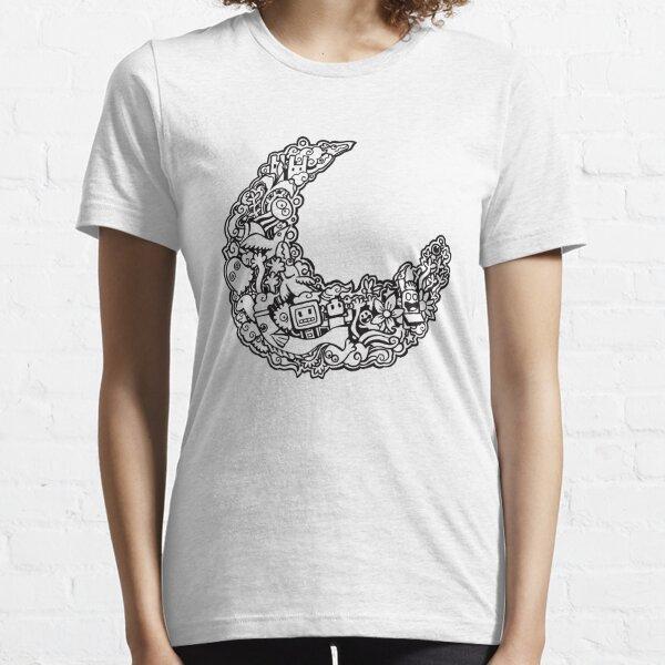 Weird Moon Essential T-Shirt