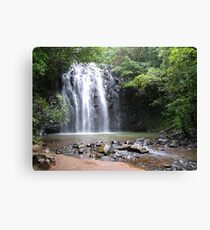 Elinjaa Falls Leinwanddruck