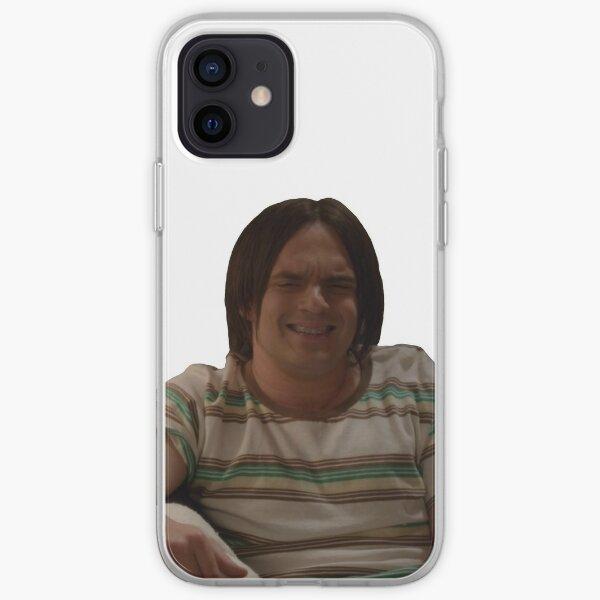 teenage nick miller iPhone Soft Case