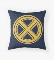 X men Aromor Style  Throw Pillow