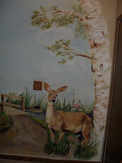 alert doe in Battle Creek by lynnieB