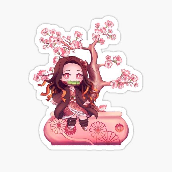 Kimetsu no Yaiba - Nezuko Sticker