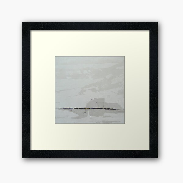 Sunbleached - North Western Australia Framed Art Print