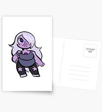 Amethyst - first outfit Postcards