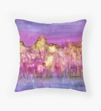 Far Horizons  Throw Pillow