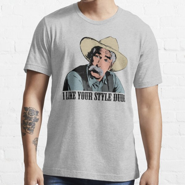 The Big Lebowski I Like Your Style Dude T-Shirt Essential T-Shirt