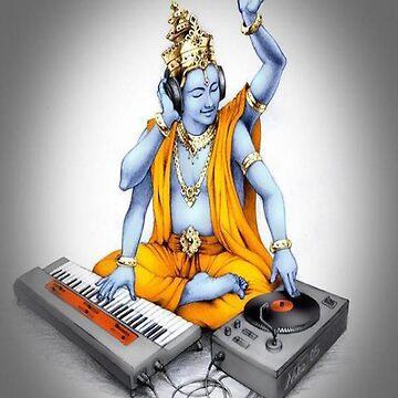 Shiva DJ by jgimenof