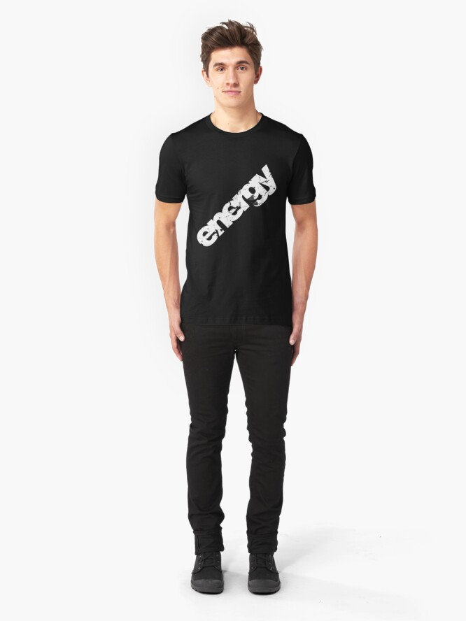 Alternate view of Energy VI. Slim Fit T-Shirt