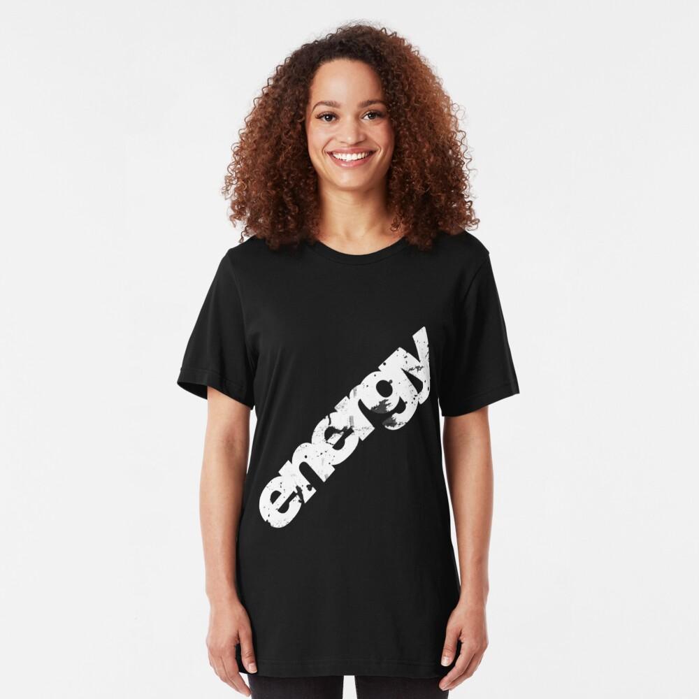 Energy VI. Slim Fit T-Shirt