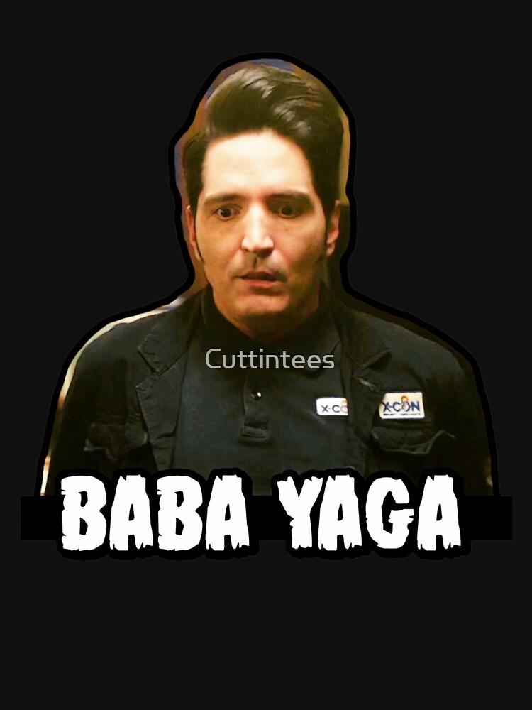 Baba Yaga - David Dastmalchian as Kurt by Cuttintees