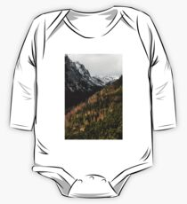 Mountain valley One Piece - Long Sleeve