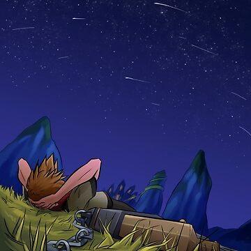 Under the Meteor Shower by Junryou