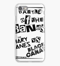 Battle of the Bands iPhone Case/Skin