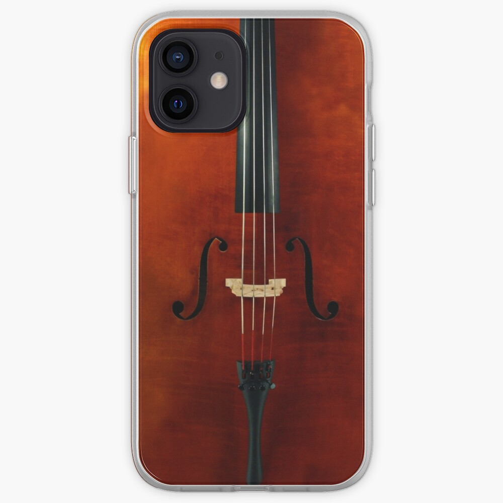 The Stringed Instrument iPhone Case & Cover