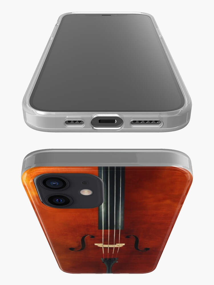 Alternate view of The Stringed Instrument iPhone Case & Cover