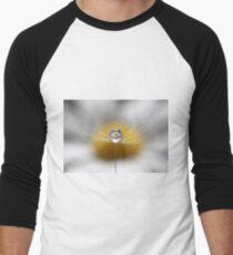 A drop full of daisies Men's Baseball ¾ T-Shirt
