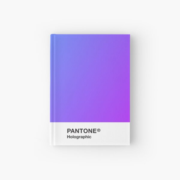 Pantone Holographic Series #6 Hardcover Journal