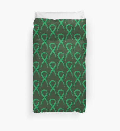 Bewusstseins-Grün-Band Bettbezug