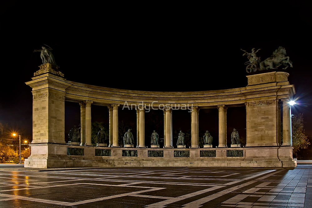 Kings Colonnade by AndyCosway