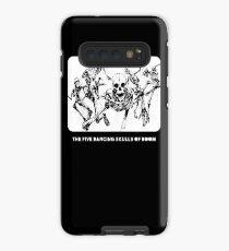 Beware The Five Dancing Skulls Of Doom! Case/Skin for Samsung Galaxy