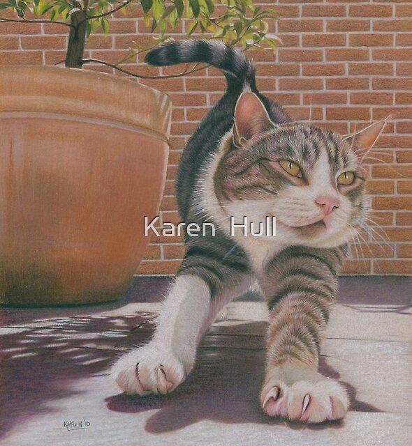 Str-e-e-e-tch by Karen  Hull