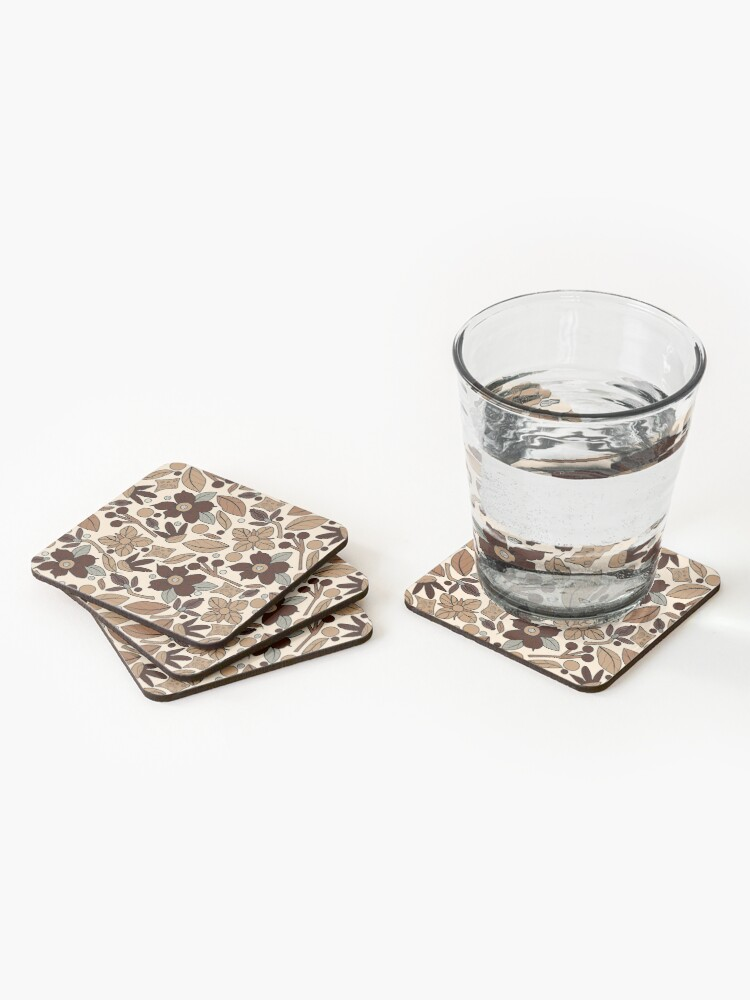 Alternate view of The Naturals Coasters (Set of 4)