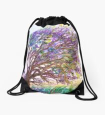 Dreaming Tree  Drawstring Bag