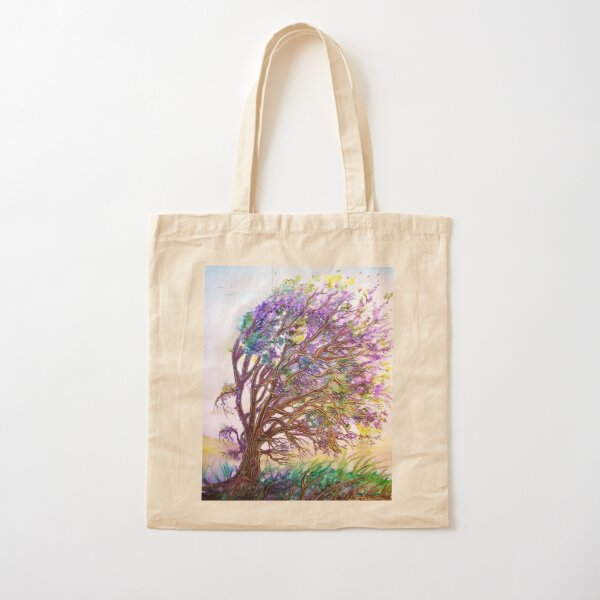 Dreaming Tree  Cotton Tote Bag