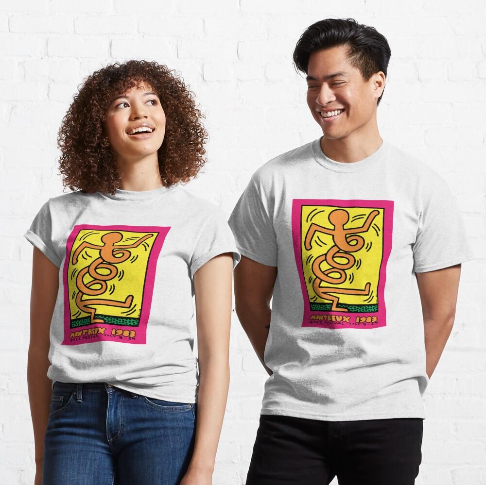 Montreux Jazz Festival 1983 Classic T-Shirt