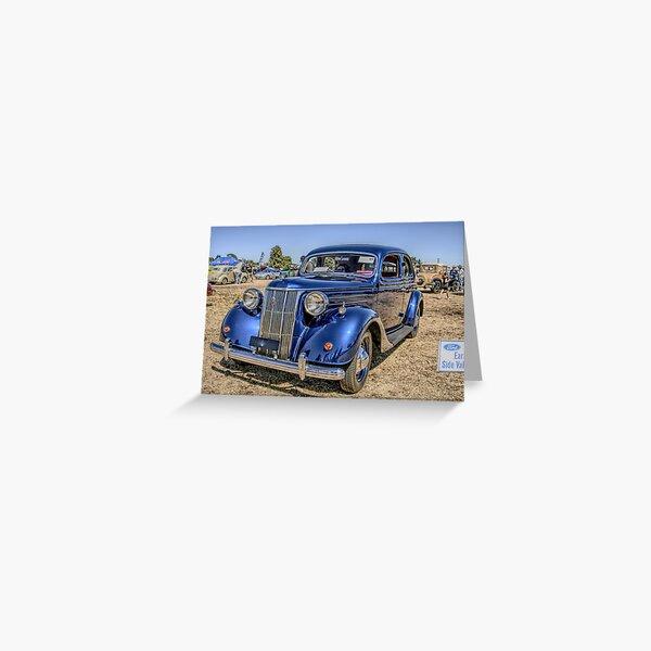 Ford V8 Pilot Greeting Card