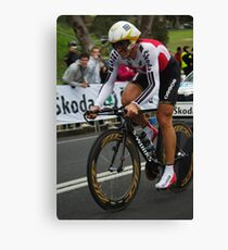 Fabian Cancellara Canvas Print