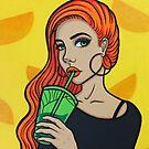 Orange Summer by EMMA MAREE
