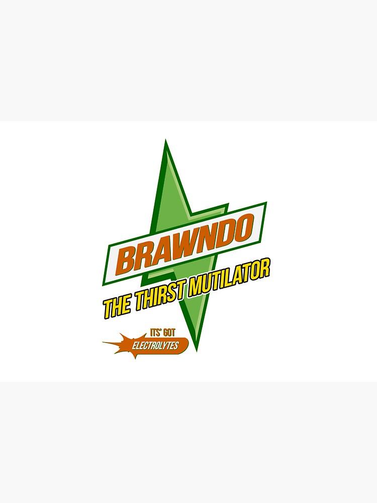 Brawndo The Thirst Mutilator - Idiocracy inspired by landobry