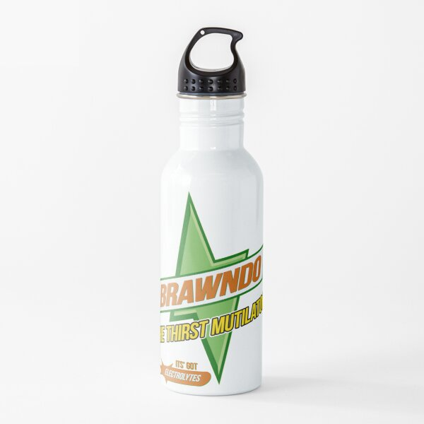 Brawndo The Thirst Mutilator - Idiocracy inspired Water Bottle