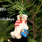 Happy Holidays by DebbieCHayes