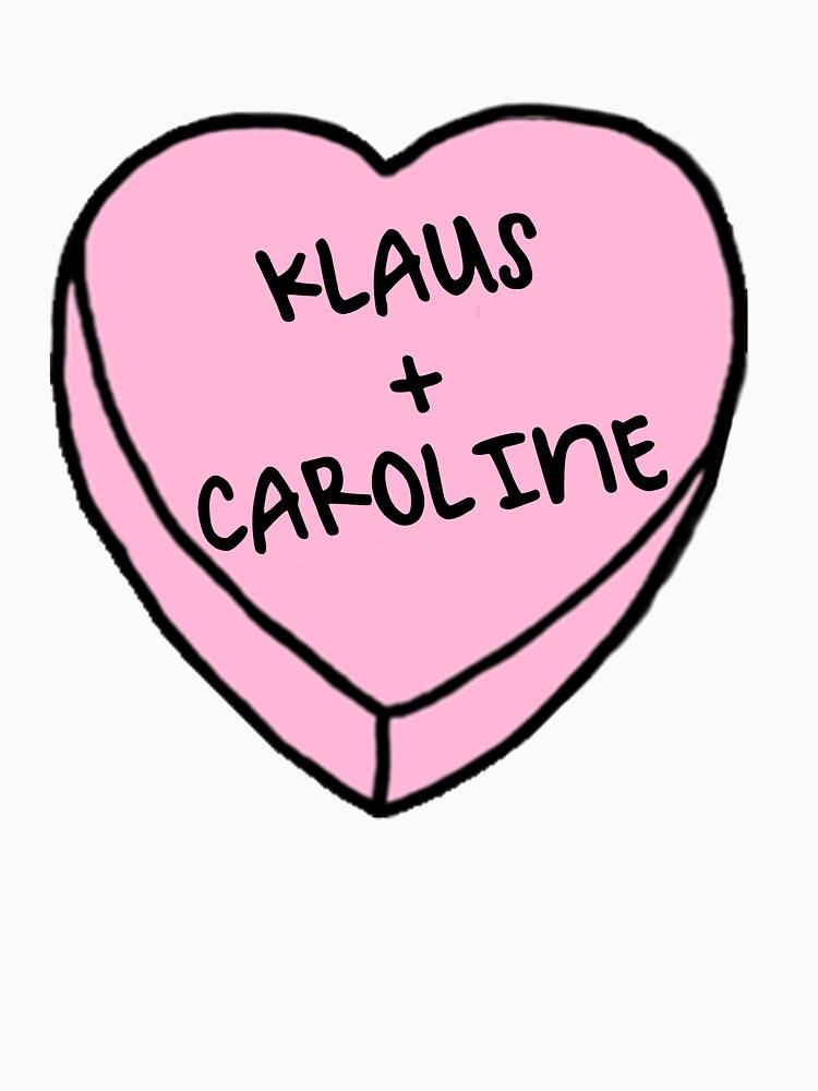 Klaroline by baytato