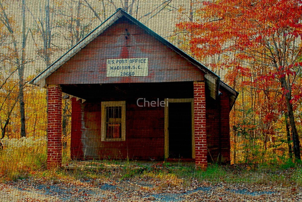 Ghost Town by Chelei
