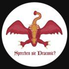 Sprechen sie Draconic? by Marc Grossberg