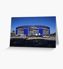 Shea Stadium Greeting Card