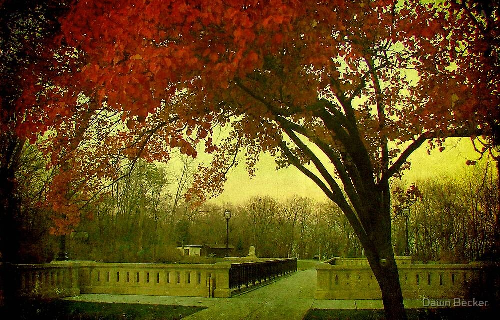 Lake Park ©  by Dawn Becker
