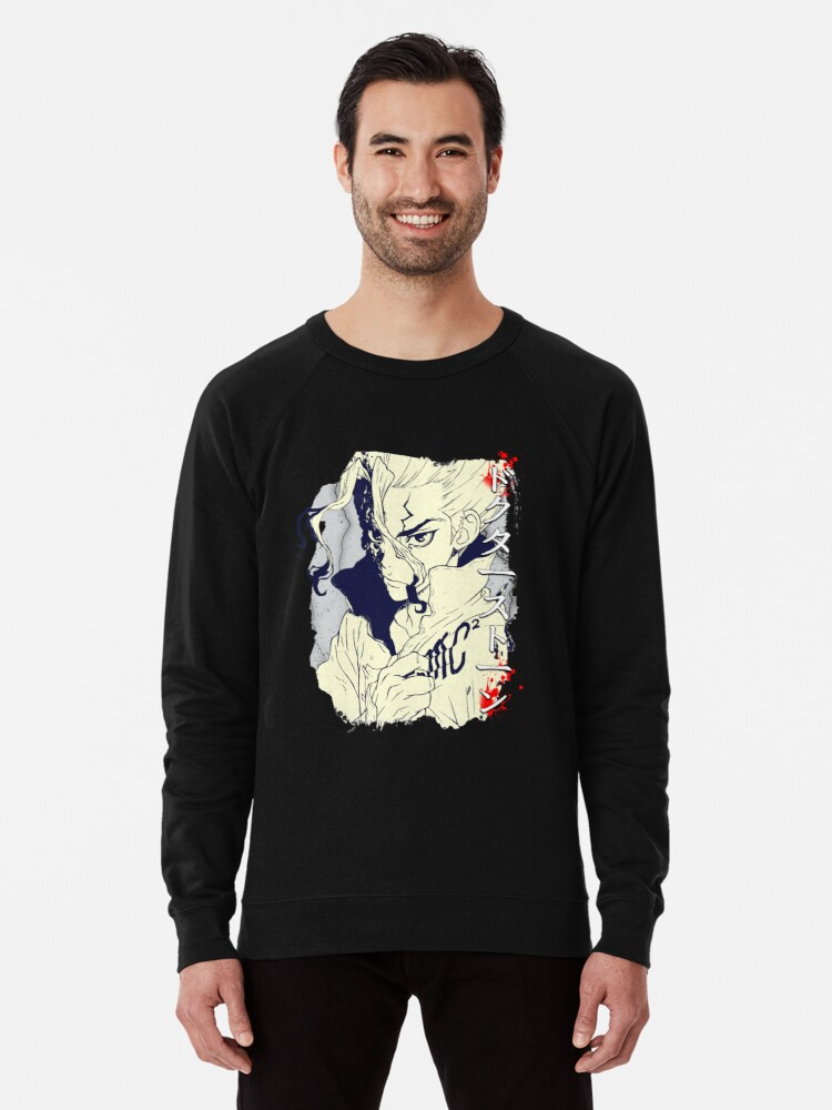 Alternate view of Senku - Stone Lightweight Sweatshirt