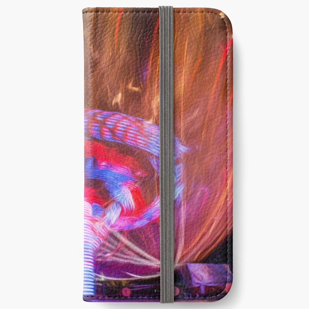 Firelight (digital painting)  iPhone Wallet
