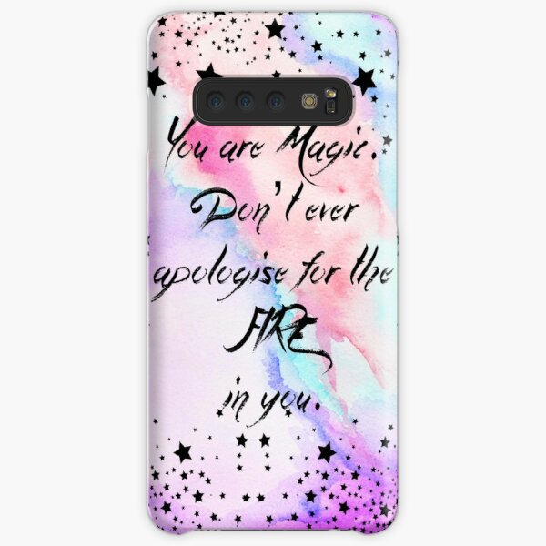 You're Magic Samsung Galaxy Snap Case