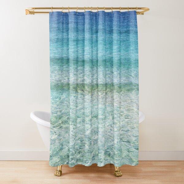 Ocean Water Shower Curtain