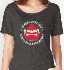 Camiseta ancha para mujer Expediciones al Polo Norte de Yukon Cornelius